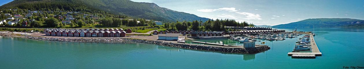 Hauknes Marina